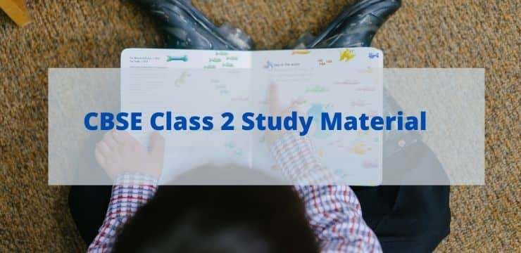 CBSE Class 2 Study Material