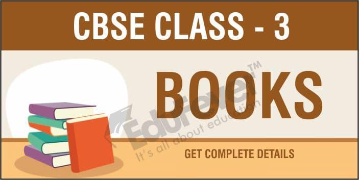 CBSE Class 3 NCERT Books