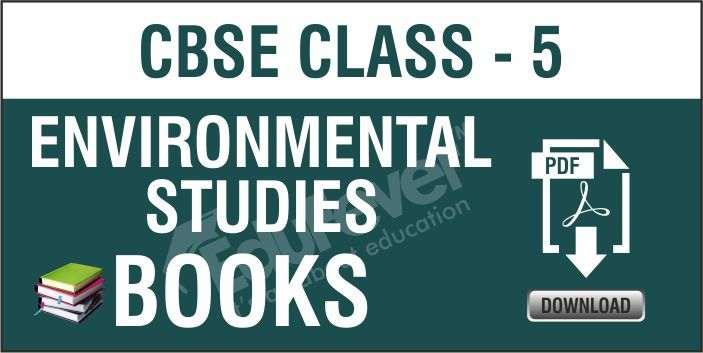 CBSE Class 5 EVS NCERT Books