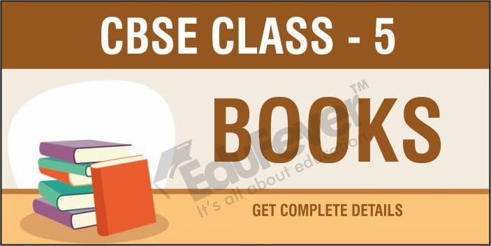CBSE Class 5 NCERT Book