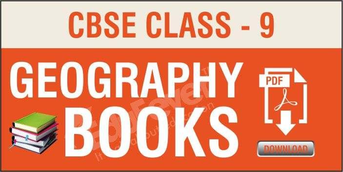 CBSE Class 9 Geography NCERT Books