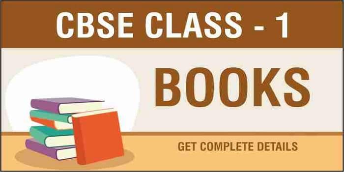 Class 1 NCERT Books