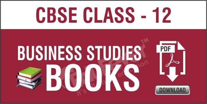Class 12 Business Studies NCERT Book