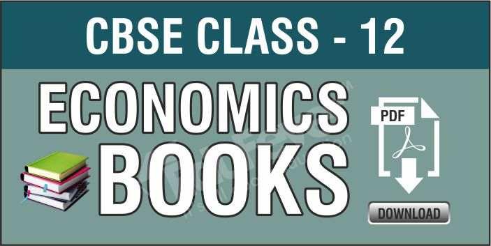 Class 12 Economics NCERT Books
