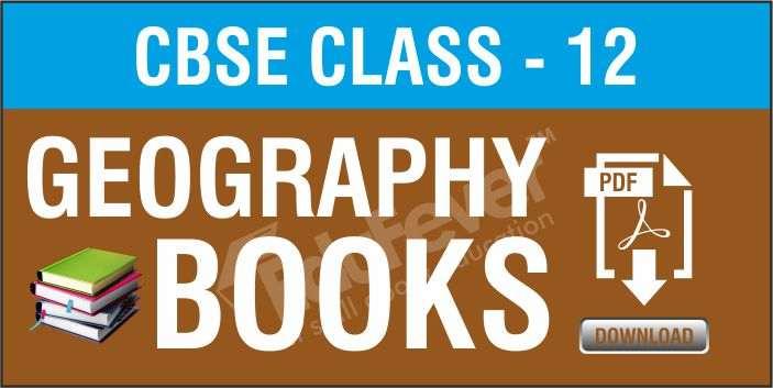Class 12 Geography NCERT Books