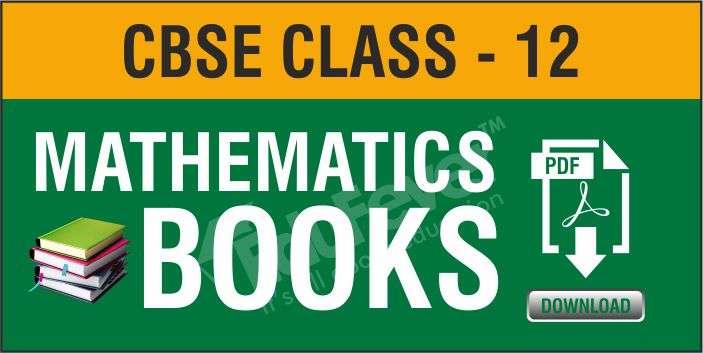 Class 12 Maths NCERT Books