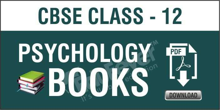 Class 12 Psychology NCERT Book