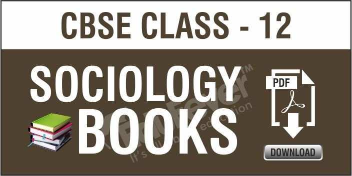 Class 12 Sociology NCERT Books