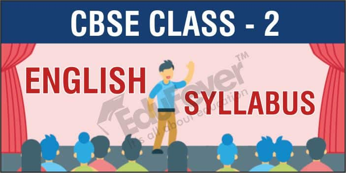 Class 2 English Syllabus
