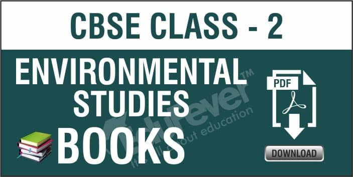 Class 2 Environment Studies Books