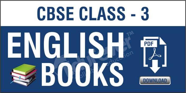 Class 3 English NCERT Book