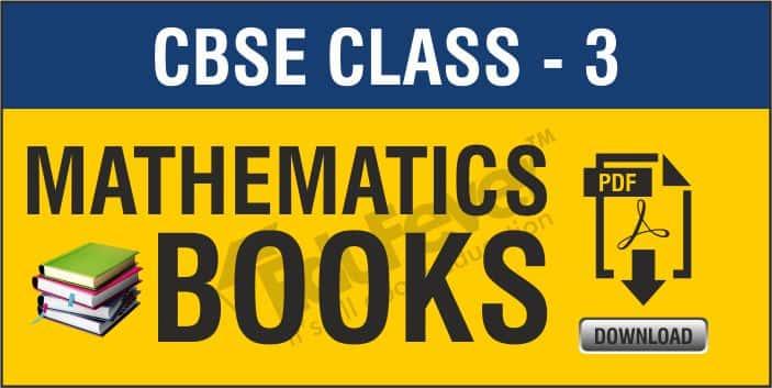 Class 3 Mathematics NCERT Books