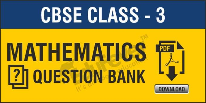 Class 3 Mathematics Question Papers