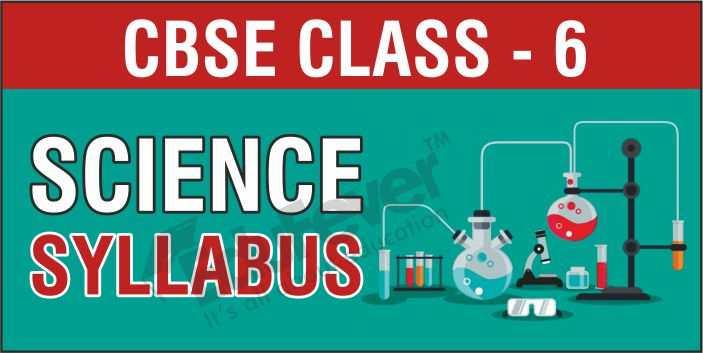 Class 6 Science Syllabus