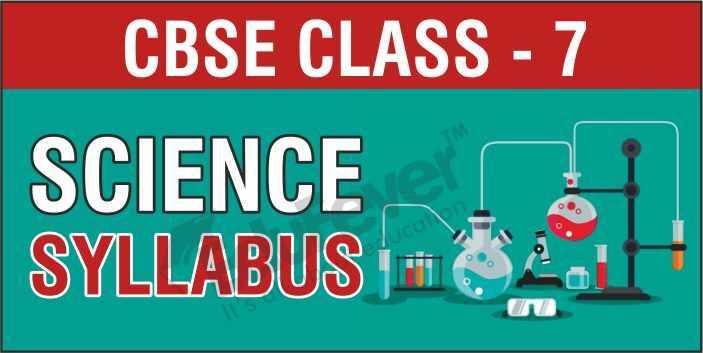 Class-7 Science Syllabus