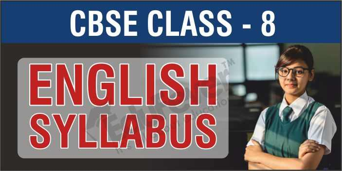 Class 8 English Syllabus