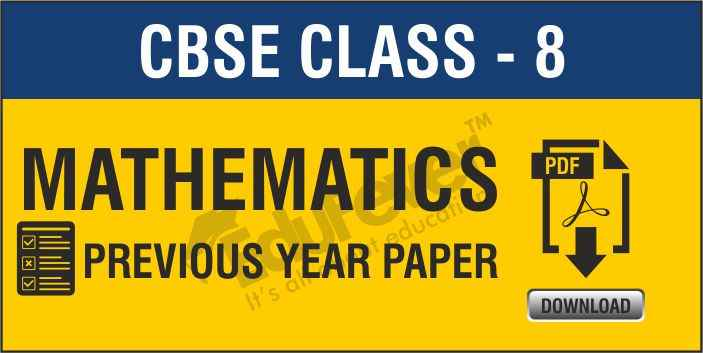 Class 8 Maths Question Papers