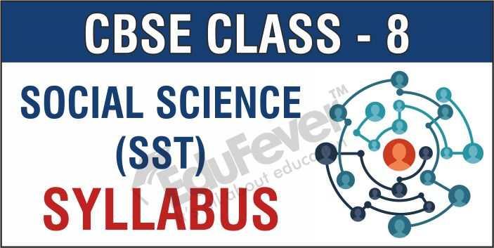 Class 8 Social Science Syllabus