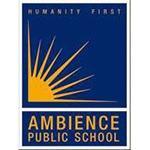 Ambience Public School Safdarjung logo