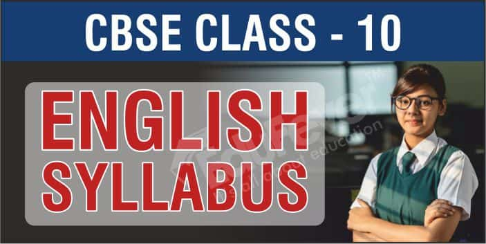 Class 10 English Syllabus