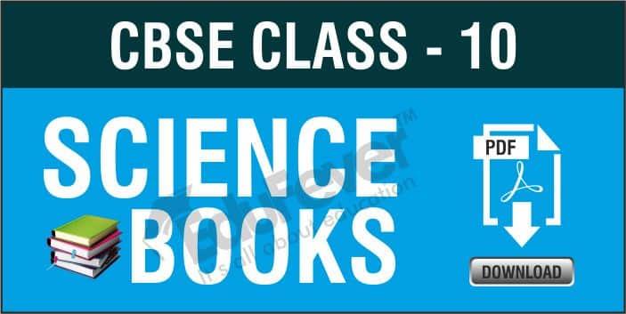 CBSE Class 10 Science NCERT Books