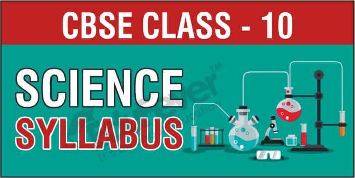 Class 10 Science Syllabus