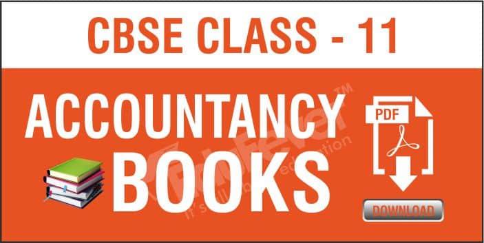 Class 11 Accountancy NCERT Books