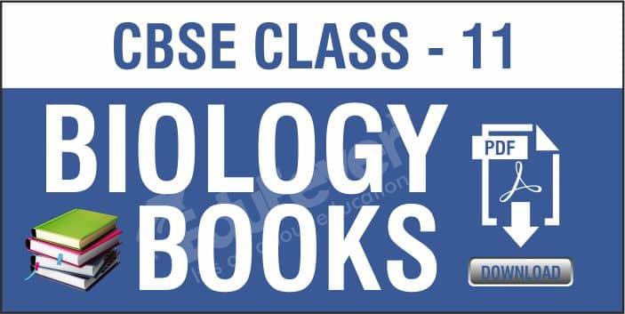 Class 11 Biology NCERT Books