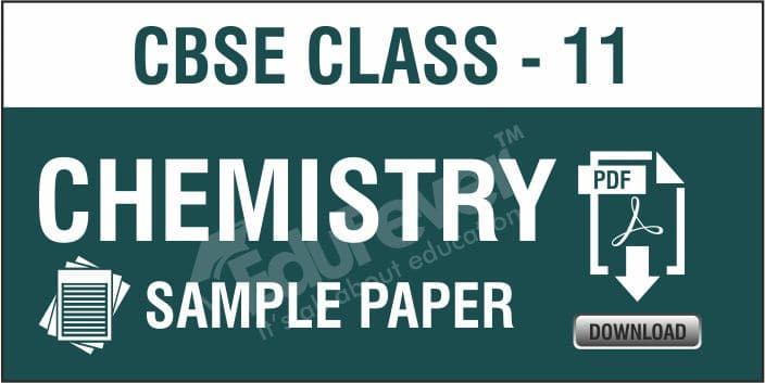 CBSE Class 11 Chemistry Sample Papers