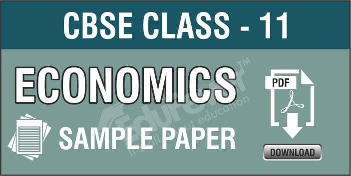 CBSE Class 11 Economics Sample Papers
