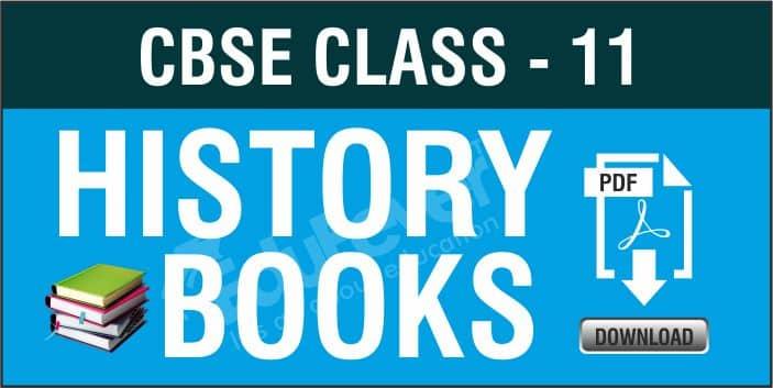 Class 11 History NCERT Books