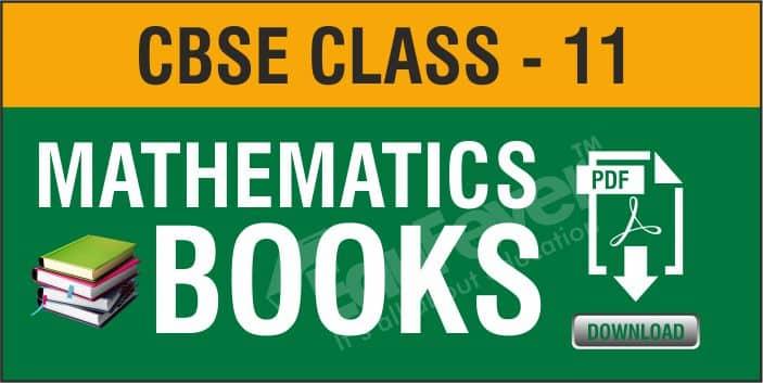 Class 11 Mathematics NCERT Books