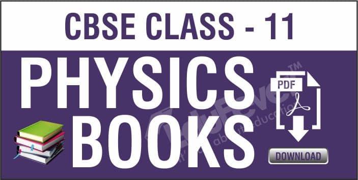 Class 11 Physics NCERT Books