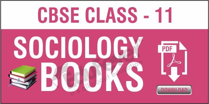 Class 11 Sociology NCERT Books