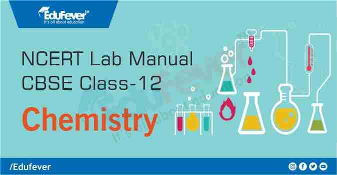 CBSE Class 12 Chemistry Lab Manual