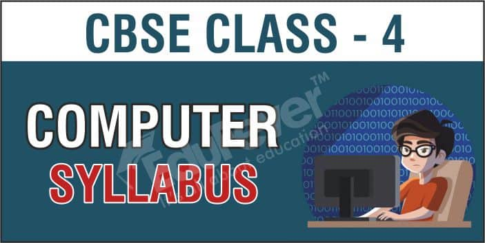 CBSE Class 4 Computer Syllabus