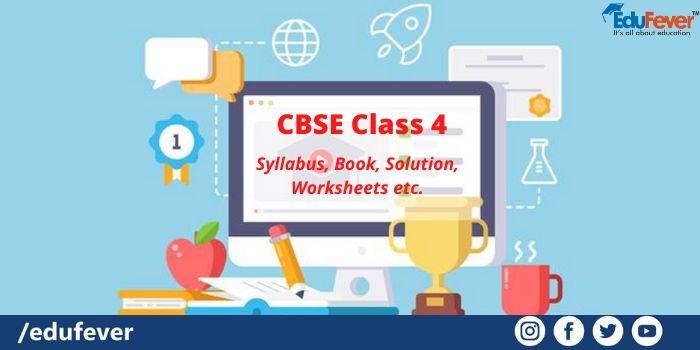 CBSE Class 4 Study Materials