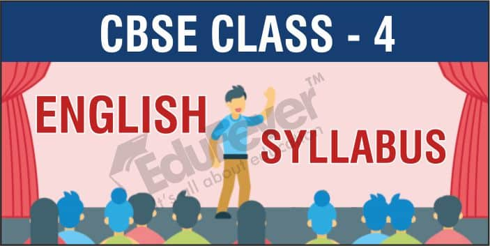CBSE Class 4 Syllabus