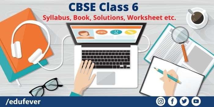 CBSE Class 6 Study Materials