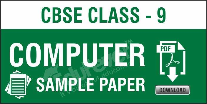 CBSE Class 9 Computer-Sample Papers