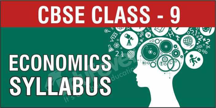 CBSE Class 9 Economic Syllabus