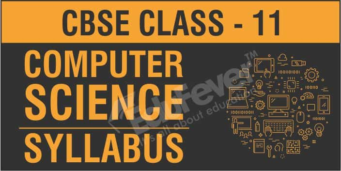 Class 11 Computer Science Syllabus