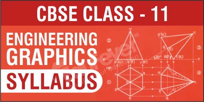 Class 11 Engineering Graphics Syllabus