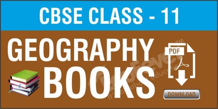 Class 11 Geography NCERT Books