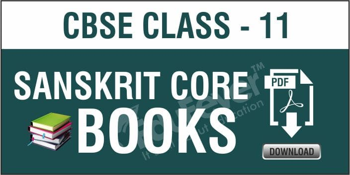 Class 11 Sanskrit Core NCERT Books