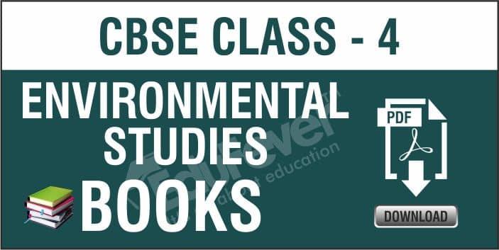 Class 4 Environmental Studies NCERT Book