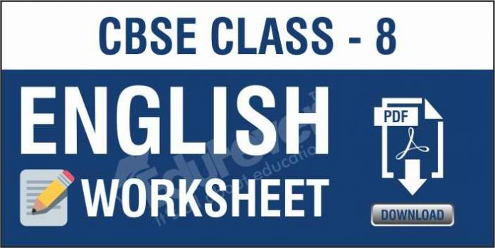 Class-8-English-Worksheets