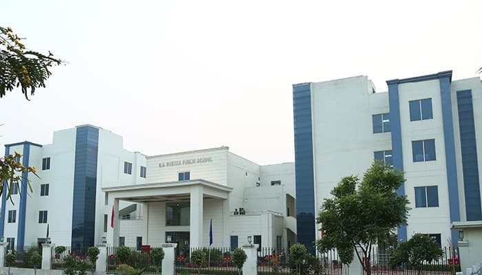 GD Goenka Public School Greater Noida
