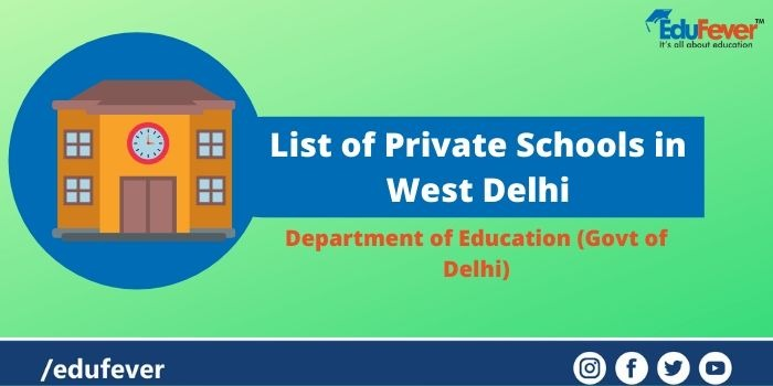 List of Private Schools in South West Delhi