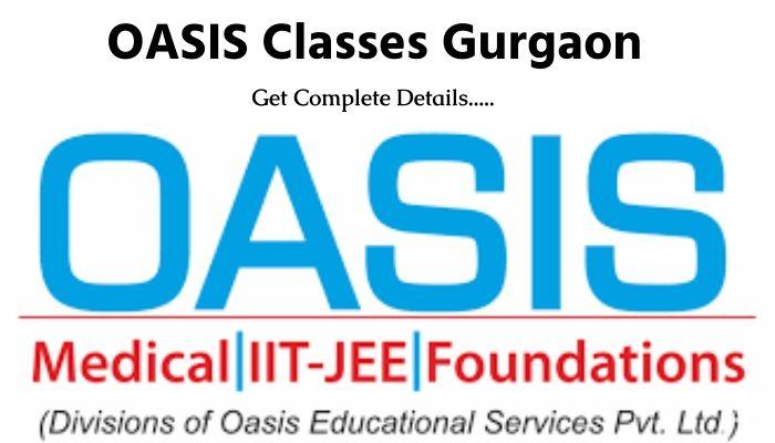 OASIS Classes Gurgaon